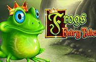 Игровой автомат Frogs Fairy Tale