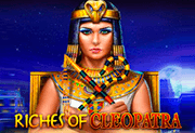 автомат онлайн Riches of Cleopatra