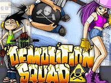 Азартная игра Команда Демонтажников в онлайн казино