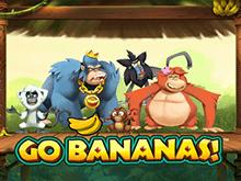 Азартная игра Вперед Бананы в онлайн казино