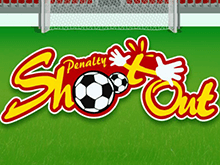 Играть в казино в автомат Penalty Shootout