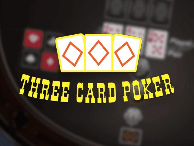 Three Card Poker by Shuffle Master